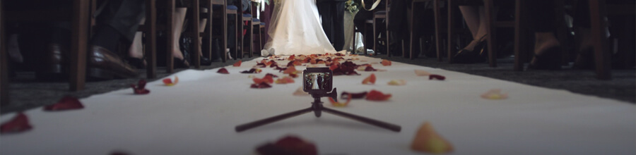 Wedding GoPro Hire